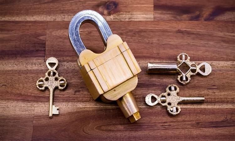 Mơ thấy ổ khóa, khóa cửa đánh con gì?