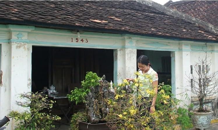 nhà cũ