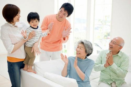 Mơ thấy bố mẹ chồng/vợ là điềm báo gì?