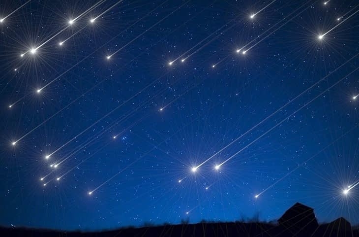 Mơ thấy bầu trời đêm đầy sao là điềm gì?