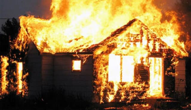 Bật mĩ những bí ẩn về giấc mơ thấy cháy nhà