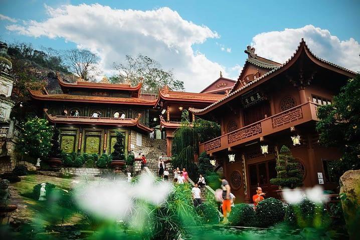 đền chùa